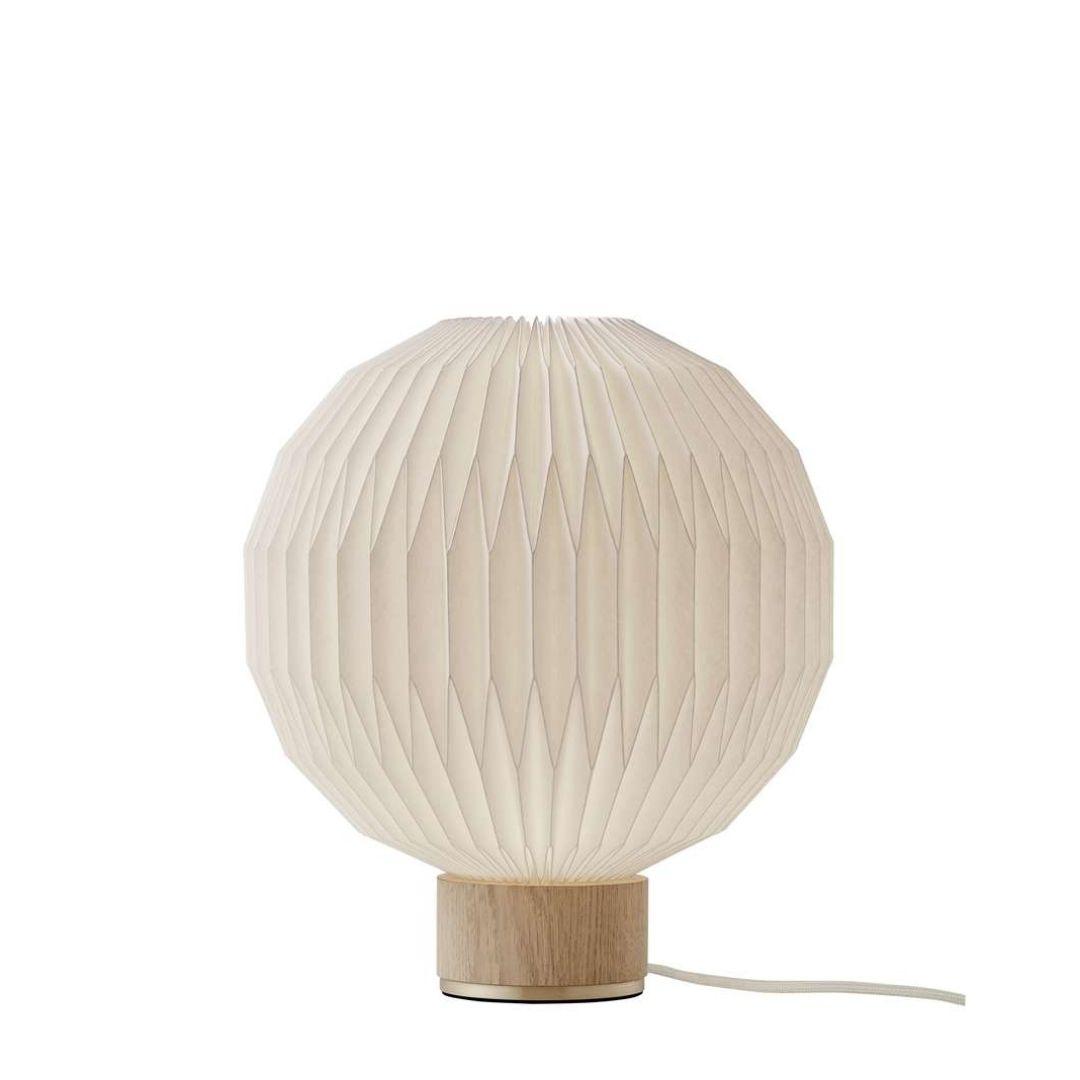 Køb Model 375 Bordlampe Small Papirskærm Le Klint