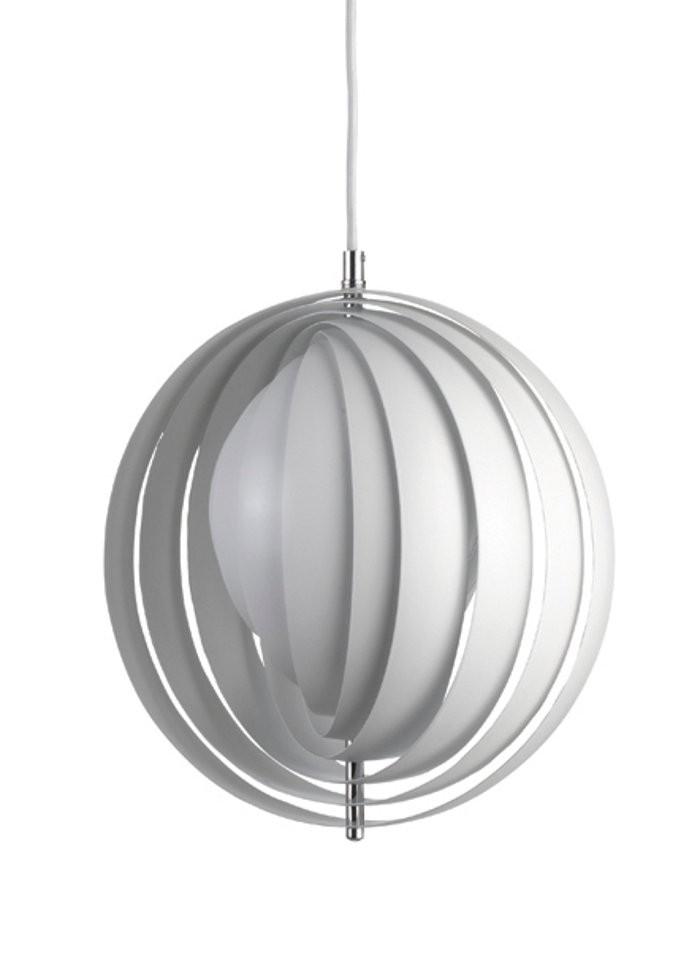 verpan – Moon pendel s hvid - verpan på luxlight.dk