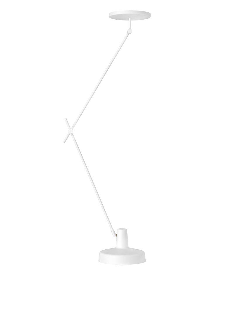 Køb Arigato Loftlampe Lang Hvid – Grupa Products