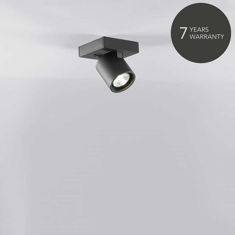 light-point – Focus mini 1 led sort - 2700k - light-point på luxlight.dk