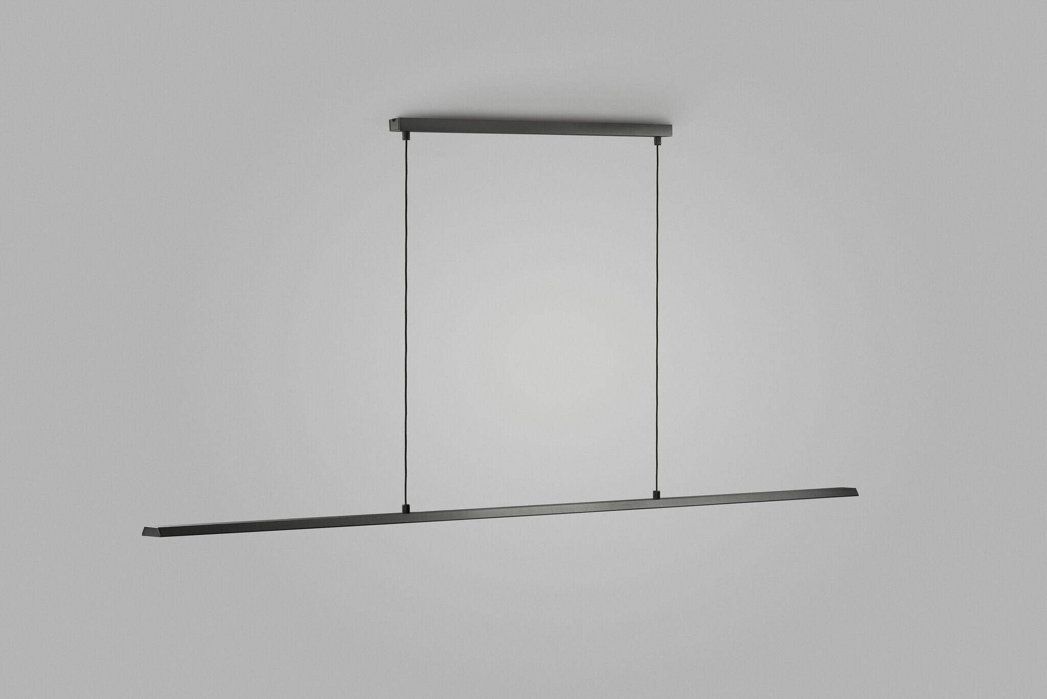 Køb Slim Pendel Sort S1200 3000K – Så længe lager haves – LIGHT-POINT