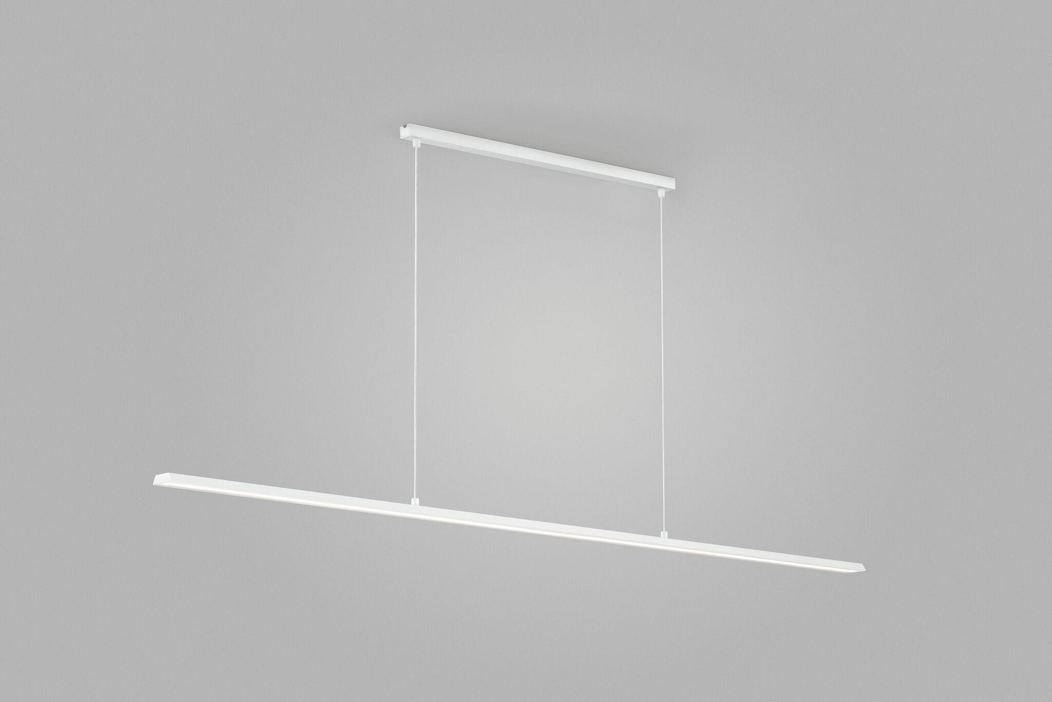 Køb Slim Pendel Hvid S1200 2700K – Så længe lager haves  – LIGHT-POINT