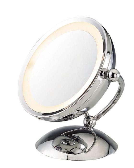 Bordspejl med lys Så længe lager haves – Hagro