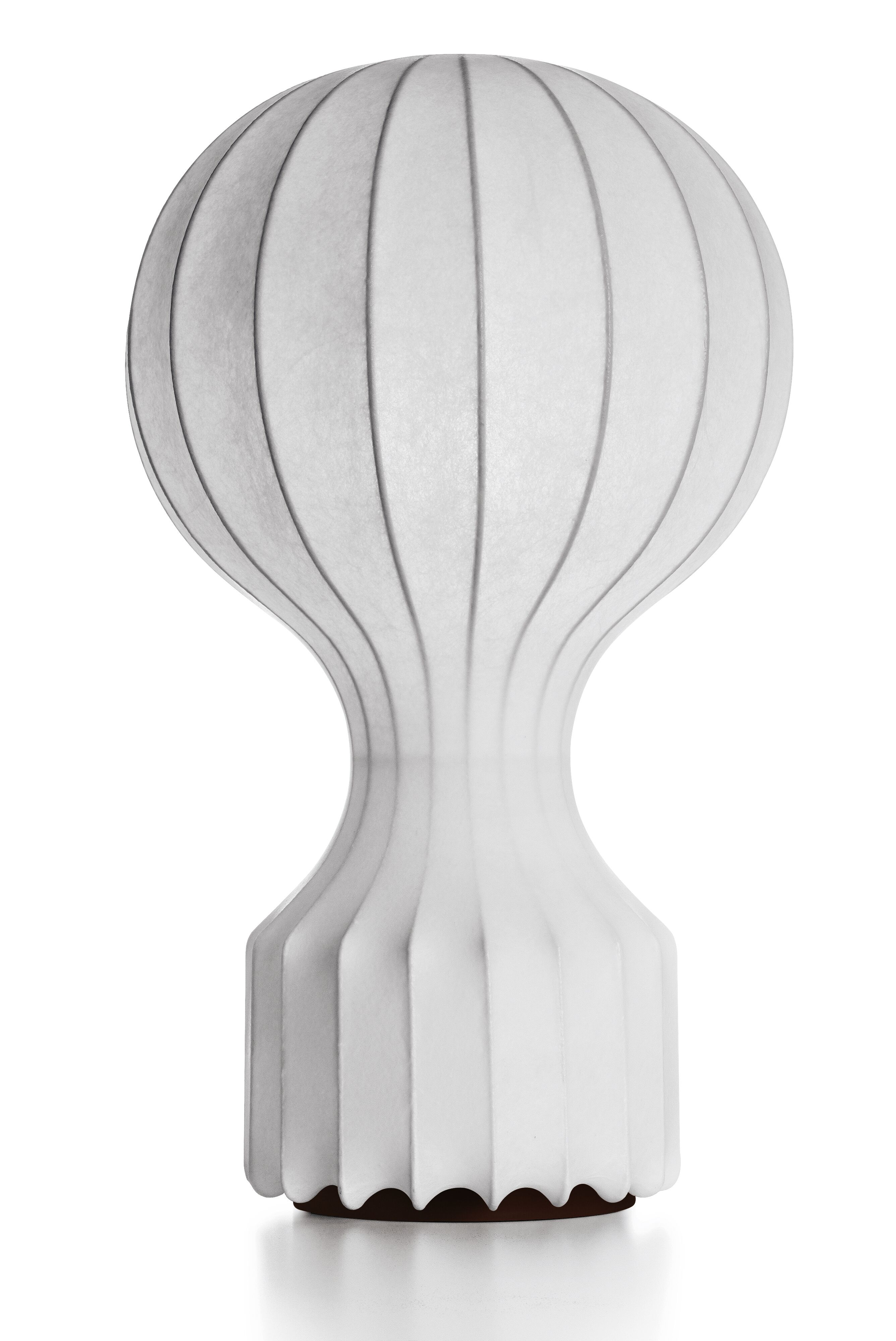 flos – Gatto new  hvid bordlampe - flos på luxlight.dk