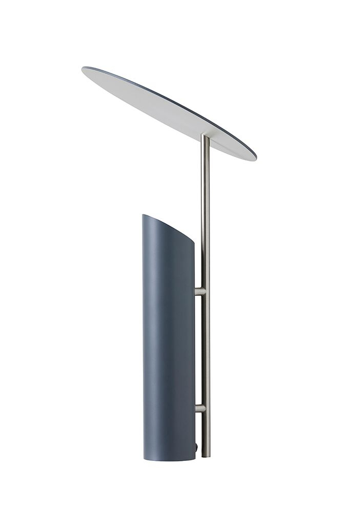 verpan Reflect bordlampe grå - verpan fra luxlight.dk