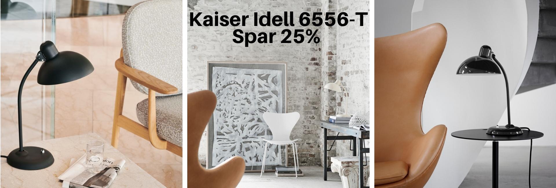 Kaiser Idell 6556-T kampange