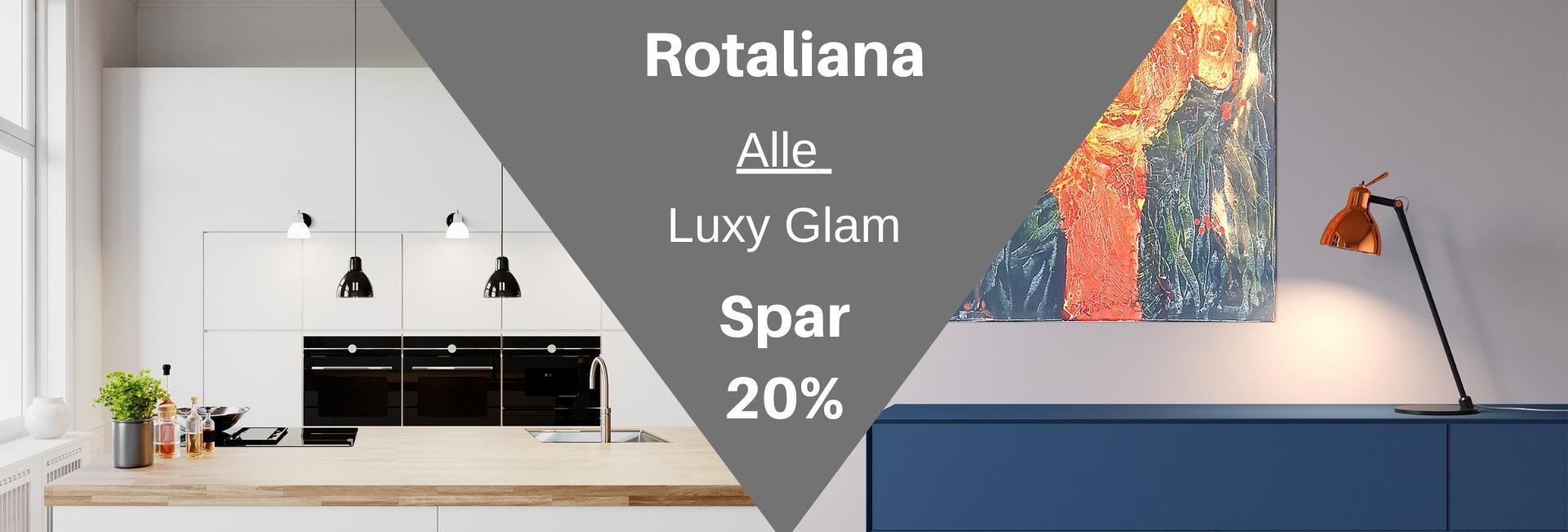 Luxy Glam 20 % 30/07-15/08